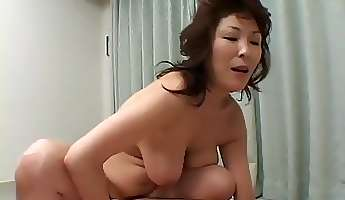 Exotic homemade Mature JAV Uncensored porn clip